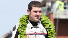 Michael Dunlop was controversially let go by BMW at the end of 2014