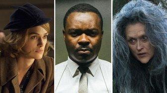 Keira Knightley, David Oyelowo and Meryl Streep
