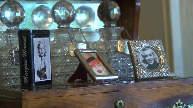 ảnh Marilyn Monroe,Churchill,Hitler,bộ sưu tập kỷ vật,bán đấu giá