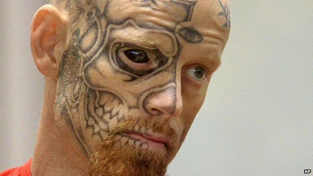 Why would anyone want an eyeball tattoo bbc news for Tattoo your eyes