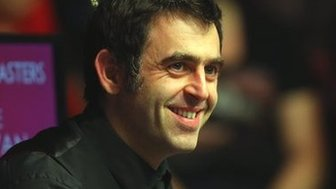 Ronnie O'Sullivan breaks century record