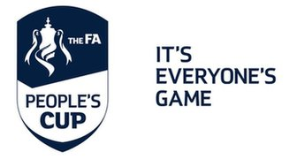 FA People's Cup logo