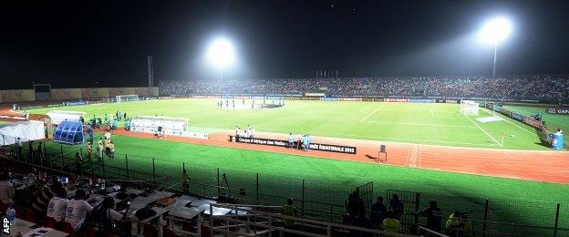 Ebebeyin Stadium