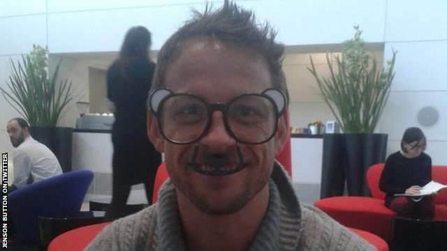 Jenson Button on Twitter