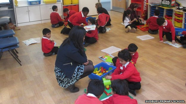 Elementary Classrooms Of The Future ~ Technology in schools future changes classrooms bbc news