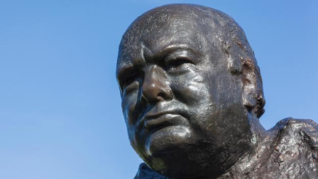 Churchill statue, Westerham