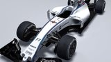 Williams' new car