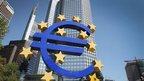 euro symbol outside ECB headquarters