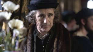 Mark Rylance as Thomas Cromwell