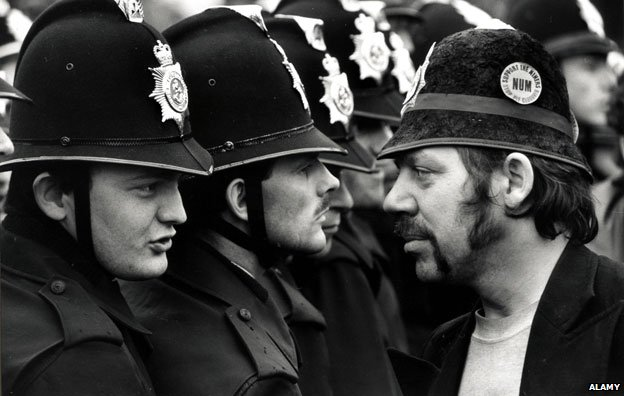 Battle of Orgreave, 1984