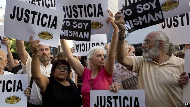 Nisman death