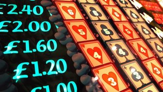 Betting terminals