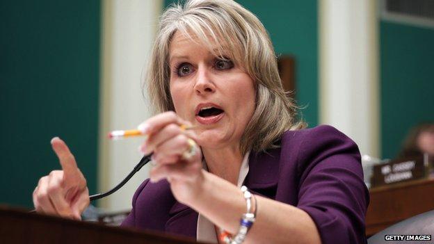Republican Congresswoman Renee Ellmers