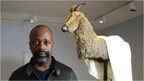 Artes Mundi of artist Theaster Gates