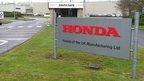 Honda South Marston plant, Swindon