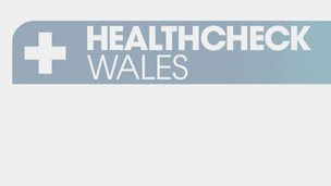 Healthcheck Wales logo
