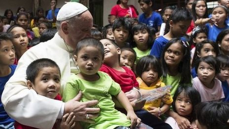 Philippines 'hid homeless from Pope'