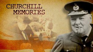 Winston Churchill memories