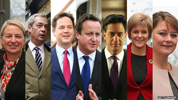 Cameron: I'll only do one TV debate...