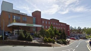 Torbay Hospital, Torquay