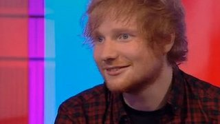 BBC News - Ed Sheeran to get Madame Tussauds waxwork