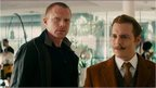 Paul Bettany and Johnny Depp