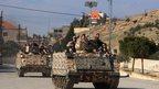 Lebanon soldiers die in border clash