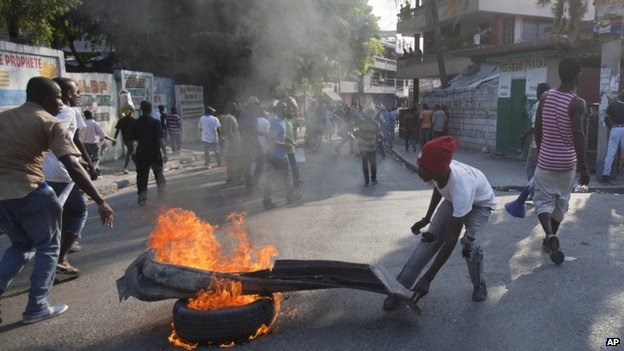 Haiti forms electoral panel for overdue polls