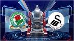 VIDEO: Blackburn 3-1 Swansea