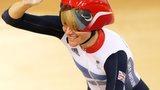 Dame Sarah Storey celebrates Paralympic success in London