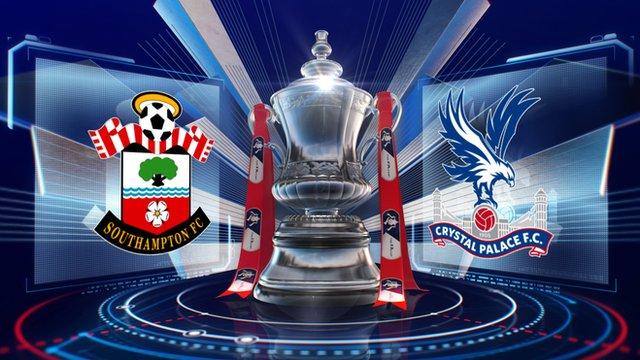 Sothampton vs Crystal Palace ,The Palace Yang tengah Membaik