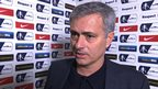 VIDEO: Cup exit a disgrace - Mourinho