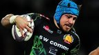 Jack Nowell opened the scoring for Exeter