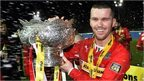 VIDEO: Cliftonville in cup final win over Ballymena