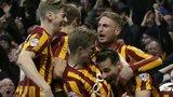Bradford celebrate