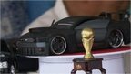 Miniature sports car and World Cup