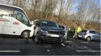 Crash on the M4