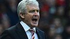 Mark Hughes, Stoke manager
