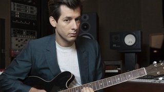 BBC News - Mark Ronson completes UK chart double