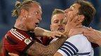 Vexed Mexes: Europe's angriest footballer?