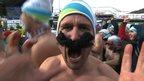 VIDEO: Ski-cross star Flisar sends fans wild