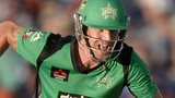 Kevin Pietersen batting for the Melbourne Stars in the Big Bash League