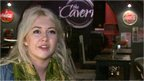 The Cavern volunteer Gabby Sproat