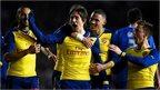 VIDEO: Brighton 2-3 Arsenal