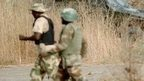 Nigerian soldiers in Borno state - June 2013