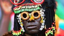 Burkina Faso fan