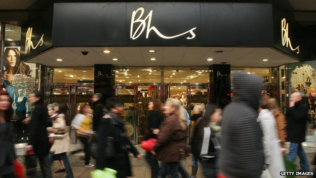 BHS takeover approaches considered...
