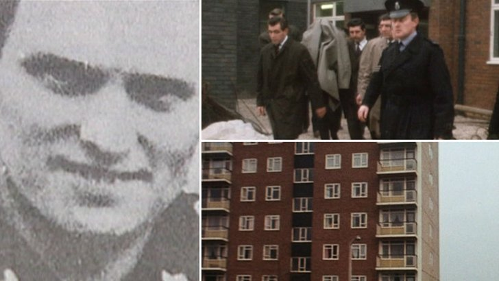 Walsall child-killer Raymond Morris