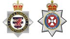 Avon and Somerset and Wiltshire Police logos