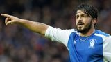 Rino Gattuso at Ibrox